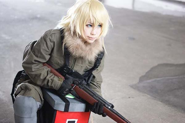 Shojo Senki Cosplay Japan