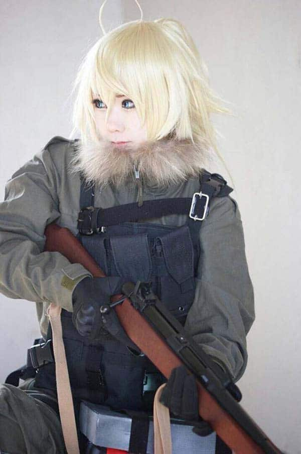 Cosplay Japan Youjo Senki