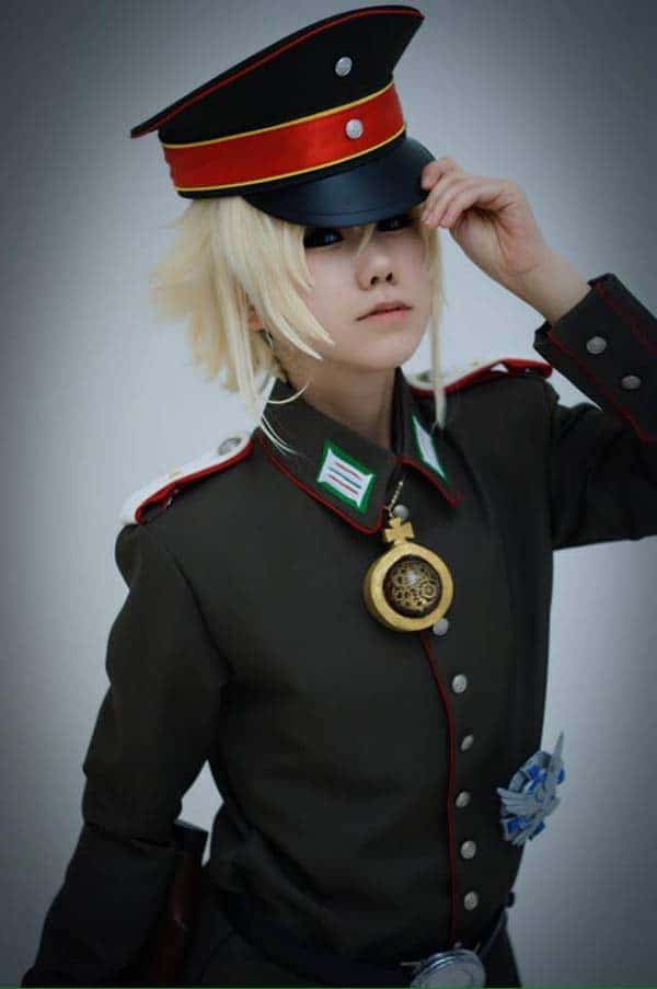 Japanese Cosplayer Tanya