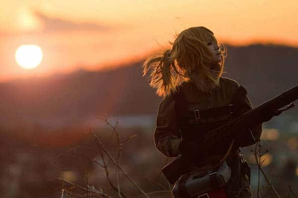 Best Anime Cosplay Yojou Senki