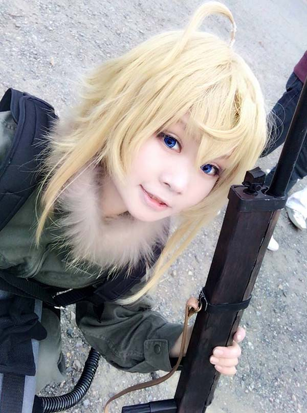 Top Cosplayer Yojou Senki